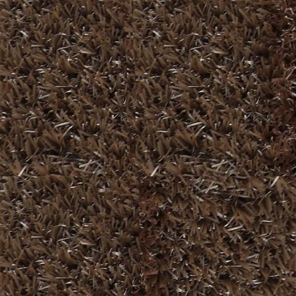 ΣΥΝΘΕΤΙΚΟΣ ΧΛΟΟΤΑΠΗΤΑΣ - ΓΚΑΖΟΝ ART GRASS TURF - BROWN - Πέλος 1,8εκ.