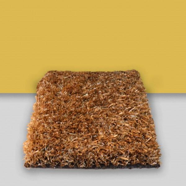 ΣΥΝΘΕΤΙΚΟΣ ΧΛΟΟΤΑΠΗΤΑΣ - ΓΚΑΖΟΝ ART GRASS TURF - GOLDEN BROWN - Πέλος 1,8εκ.