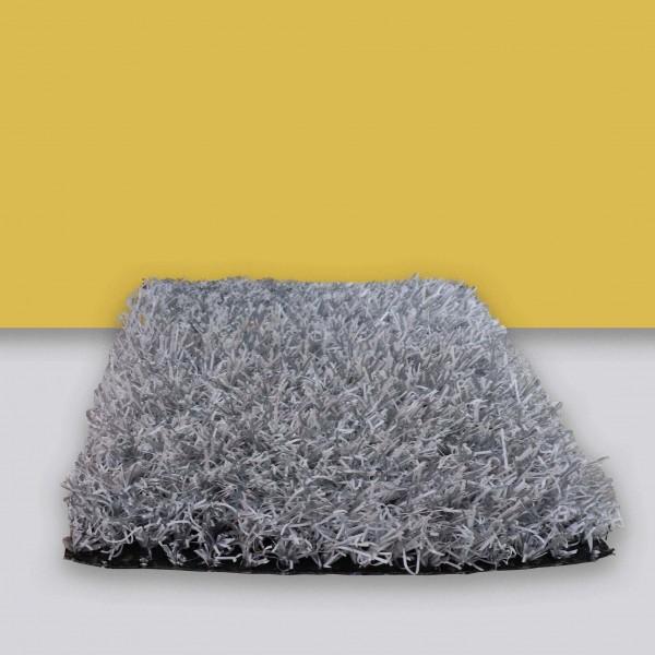 ΣΥΝΘΕΤΙΚΟΣ ΧΛΟΟΤΑΠΗΤΑΣ - ΓΚΑΖΟΝ ART GRASS TURF - GREY - Πέλος 1,8εκ.