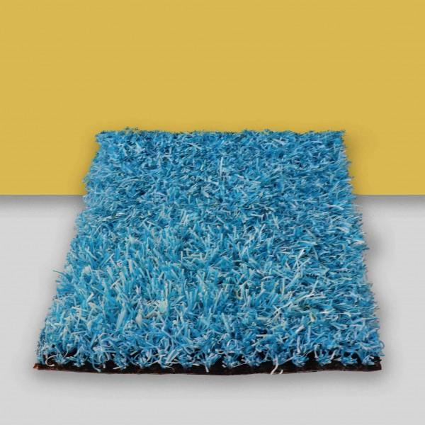 ΣΥΝΘΕΤΙΚΟΣ ΧΛΟΟΤΑΠΗΤΑΣ - ΓΚΑΖΟΝ ART GRASS TURF - SEA BLUE - Πέλος 1,8εκ.