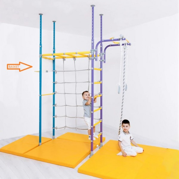 AXEL - KIDS HOME GYM ΟΡΟΦΗΣ VIOLET
