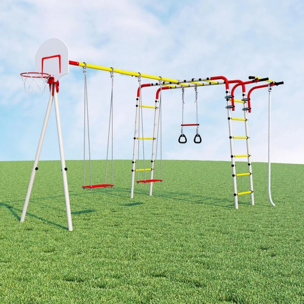 ATHLETE - KIDS GARDEN GYM