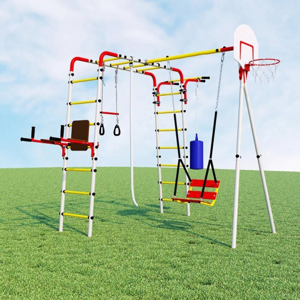 FITNESS - KIDS GARDEN GYM