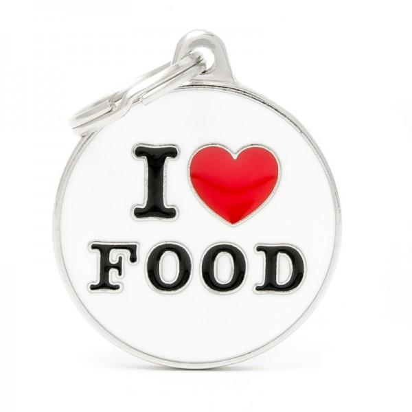 ΤΑΥΤΟΤΗΤΑ CHARMS LOVE FOOD